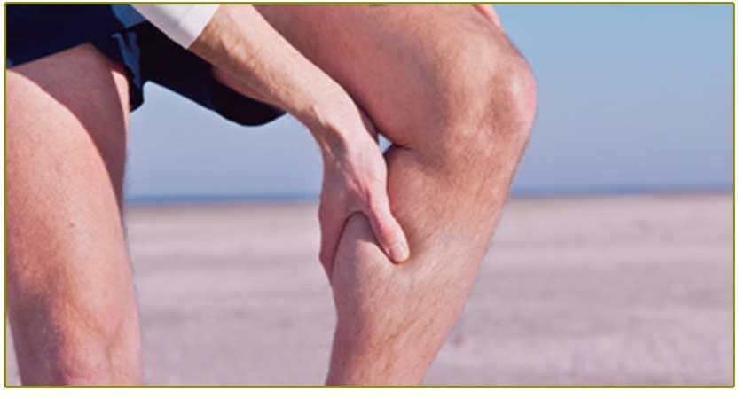 DVT deep vein thrombosis outdoor beach