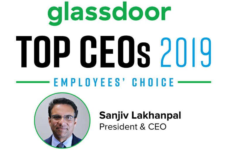 Dr. Lakhanpal Top CEO 2019
