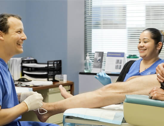 Giving patients their true legs back