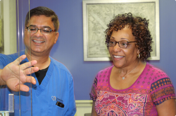 Our Patients Come First at CVR
