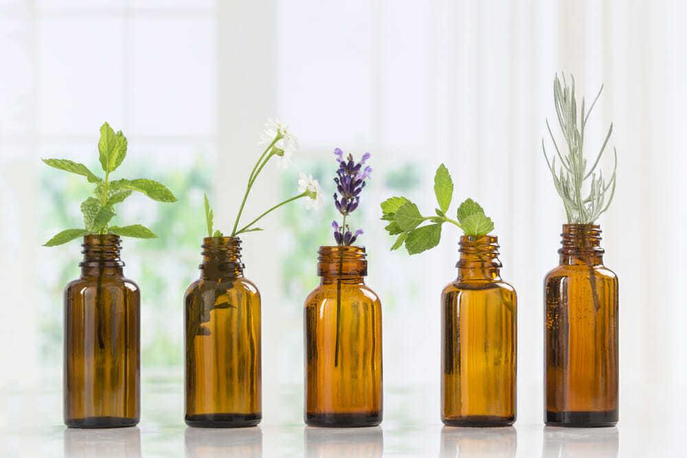 essential oils for veins