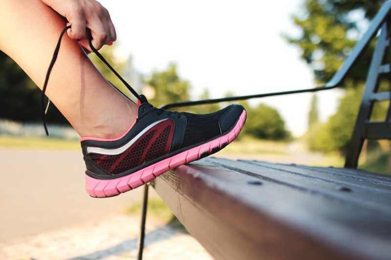 legs outdoor running